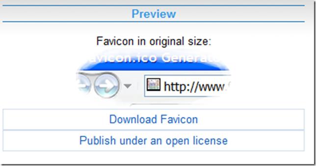 создание фавикона (favicon)