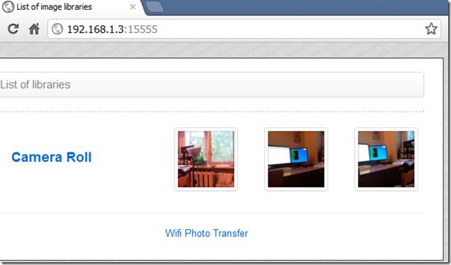 Как передать фотографии и видео с камеры с Ipad на компьютер (WiFi Photo Transfer)