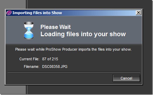 Как сделать слайдшоу из фотографий (ProShow Producer)