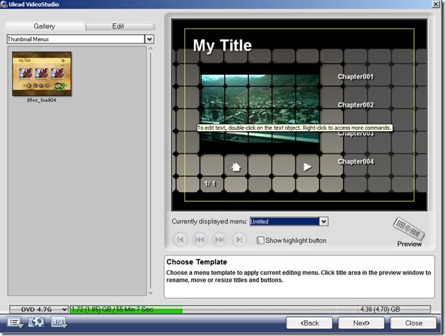 Оцифровка видео бесплатно: конвертирование видеофайла в DVD с помощью Ulead VideoStudio 11