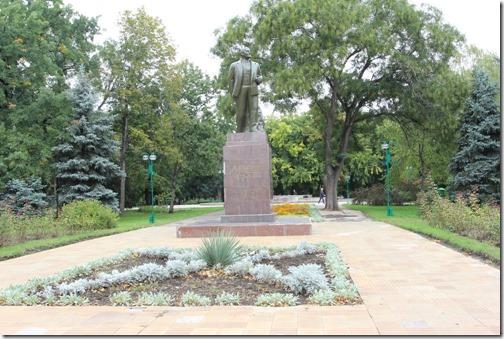Бендеры памятник Ленину