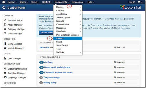 Joomla-3.x.-How-to-work-with-Redirect-Manager-component-2